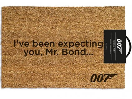 Merch Rohožka 007 James Bond