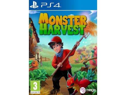 PS4 Monster Harvest