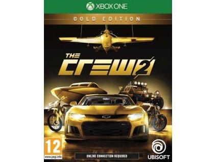 XONE The Crew 2 Gold Edition