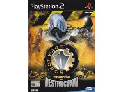PS2 Robot Wars Arenas of Destruction