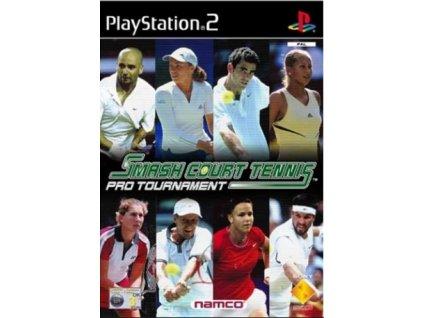 PS2 Smash Court Tennis Pro Tournament