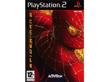 PS2 Spider-Man 2