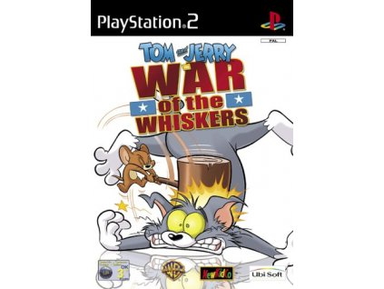 PS2 Tom and Jerry War of the Whiskers