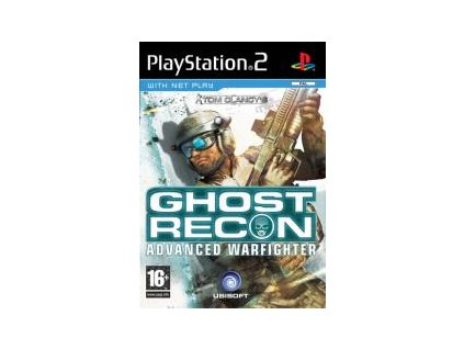 PS2 Tom Clancys Ghost Recon Advanced Warfighter