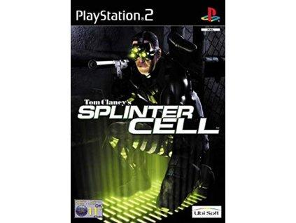 PS2 Tom Clancys Splinter Cell