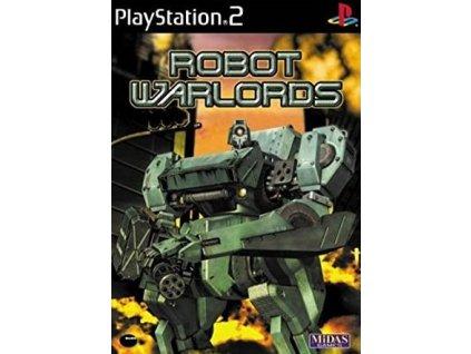 PS2 Robot Warlords