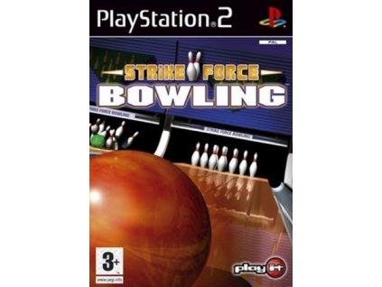 PS2 Strike Force Bowling