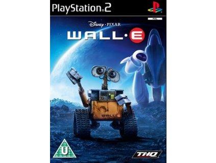 PS2 Disney Wall E