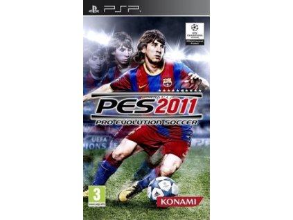 PSP Pro Evolution Soccer 2011