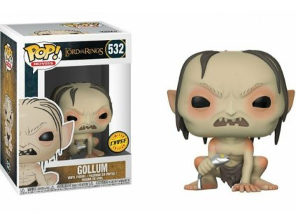 Merch Funko Pop! 532 Lord Of The Rings Gollum Limited Chase Edition
