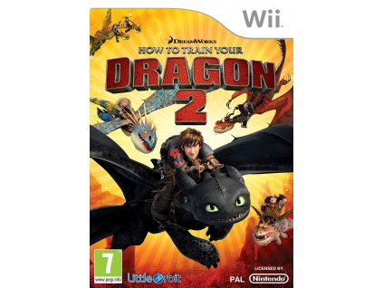 Wii How to Train Your Dragon 2