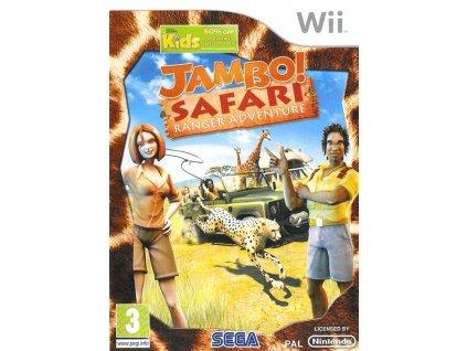 Wii Jambo! Safari