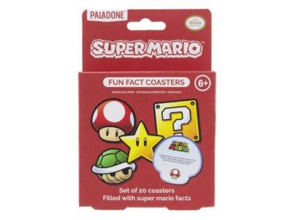 Merch Podtácky Super Mario