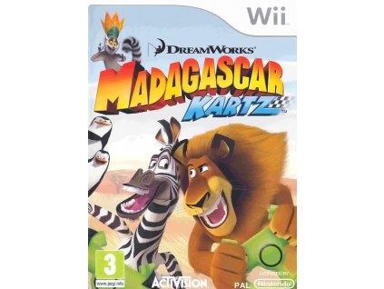 Wii Madagascar Kartz