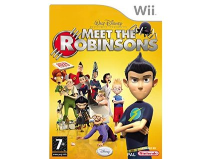 Wii Meet the Robinsons