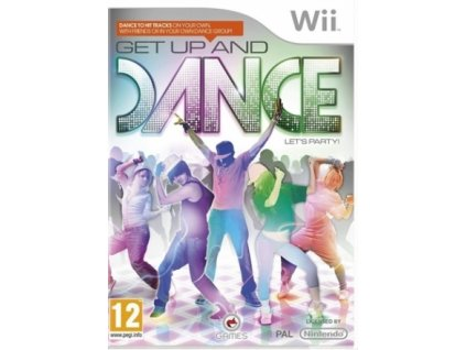 Wii Get Up And Dance