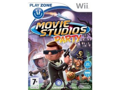 Wii Movie Studios Party