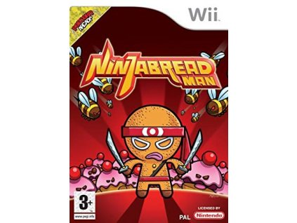 Wii Ninja Bread Man