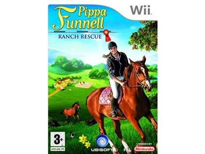 Wii Pippa Funnell Ranch Rescue