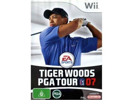 Wii Tiger Woods PGA Tour 07