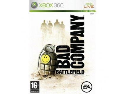 X360 Battlefield Bad Company