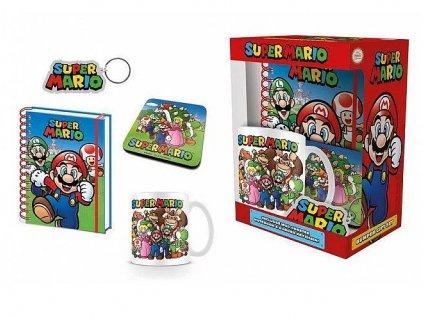Merch Dárkový set Super Mario Evergreen