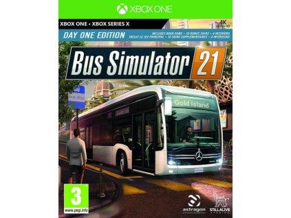 XONEXSX Bus Simulator 21 Day One Edition