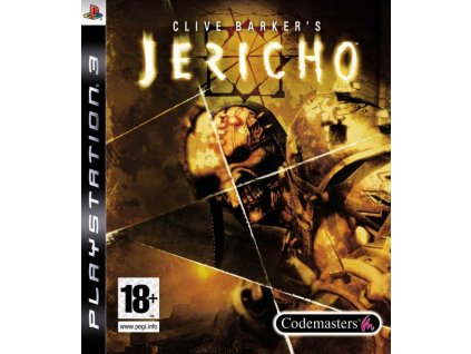 Clive Barkers Jericho Game For Sony PS3 detail