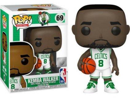 Merch Funko Pop! 69 Nba Celtics Kemba Walker