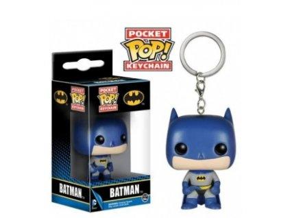 Merch Klíčenka Funko Pocket Pop! DC Batman