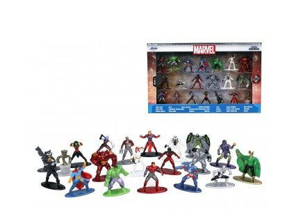 Merch Set figurek Marvel Series 5 20 ks