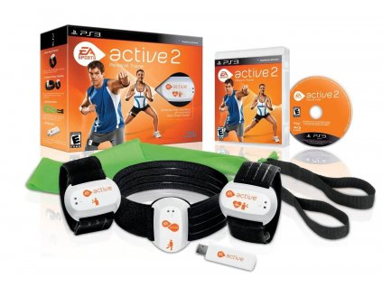 EA Sports Active Bundle PS3 Booya Gadget