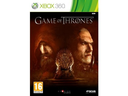 X360 Game of Thrones