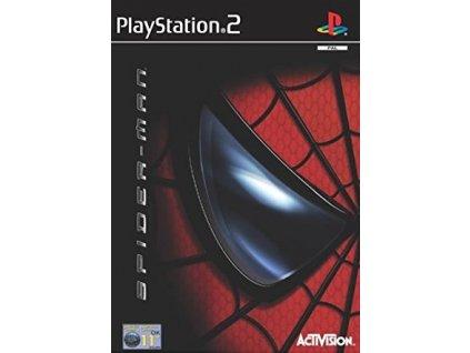 PS2 Spider-Man The Movie