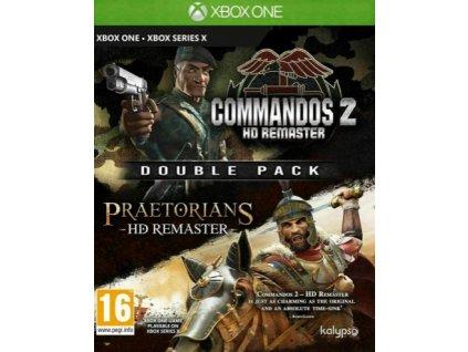 XONEXSX Commandos 2 and Praetorians HD Remaster