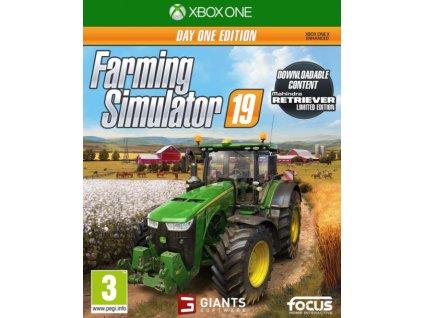 XONE Farming Simulator 19 Day One Edition