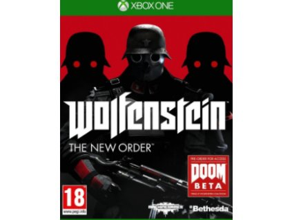 XONE Wolfenstein The New Order DE