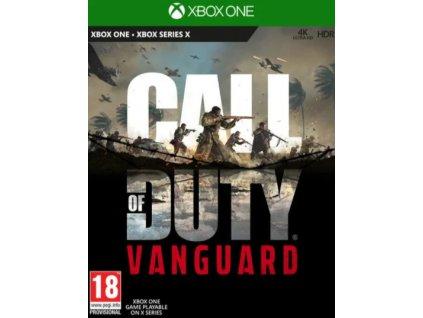 XONE XSX Call of Duty Vanguard