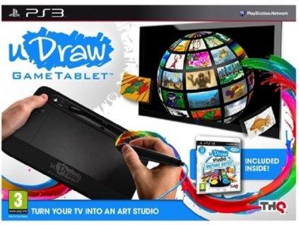 PS3 uDraw Gametablet  + hra