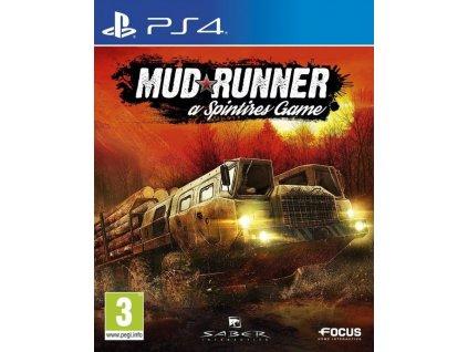 PS4 MudRunner