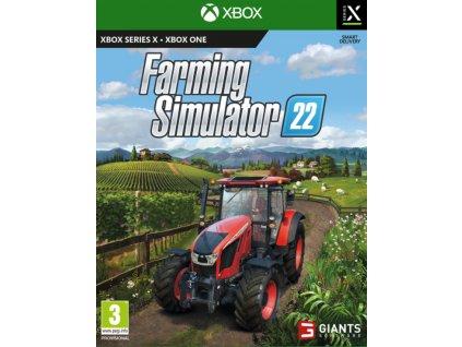 XONE XSX Farming Simulator 22
