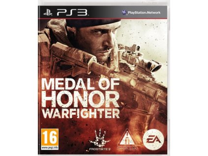 PS3 Medal of Honor Warfighter