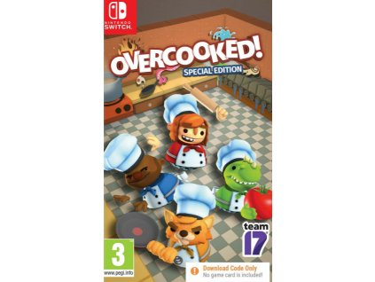 Switch Overcooked! Special Edition