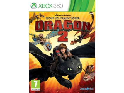 X360 How to Train Your Dragon 2