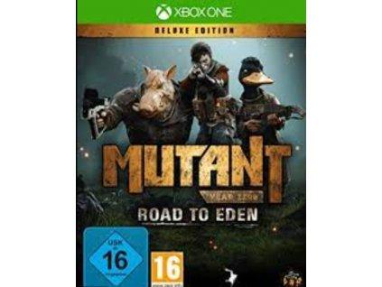 XONE Mutant Year Zero Road to Eden Deluxe Edition