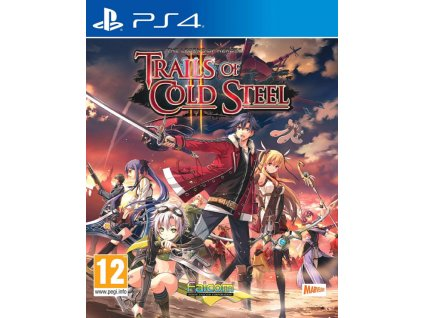 PS4 The Legend of Heroes Trails of Cold Steel 2