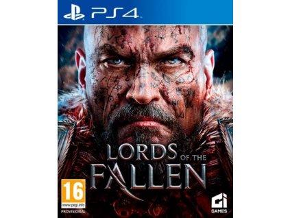 PS4 Lords of the Fallen - jen hra