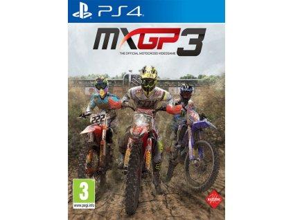 PS4 MXGP 3 Nové