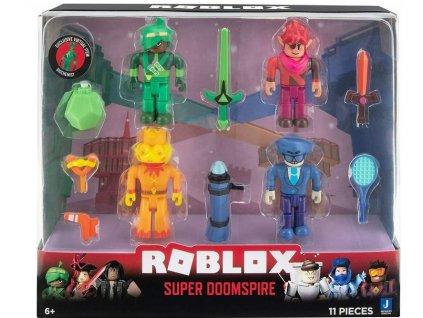 Toys Figurky Roblox Polyhex Wheatlies Super Doomspire
