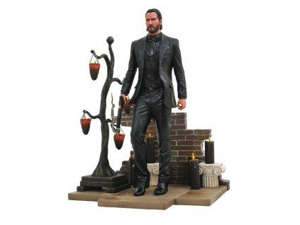 Merch Figurka John Wick 2 Diorama 23cm